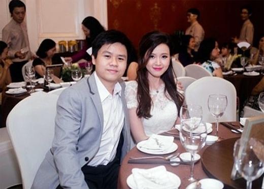 Mi Du và Quang Thành đã đính hôn vào tháng 12 năm ngoái. - Tin sao Viet - Tin tuc sao Viet - Scandal sao Viet - Tin tuc cua Sao - Tin cua Sao