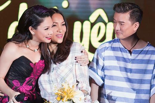 Nhièu người bạn thân của Thanh Thảo đã có mặt tại đêm nhạc này. - Tin sao Viet - Tin tuc sao Viet - Scandal sao Viet - Tin tuc cua Sao - Tin cua Sao