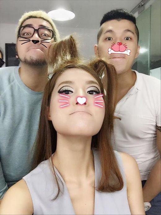 Chúng tôi là 3 chú mèo điên thế kỷ 21 - Tin sao Viet - Tin tuc sao Viet - Scandal sao Viet - Tin tuc cua Sao - Tin cua Sao