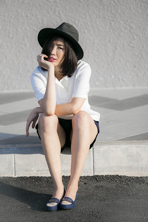 Gợi ý những cách phối trang phục hè cùng mũ fedora cực chất