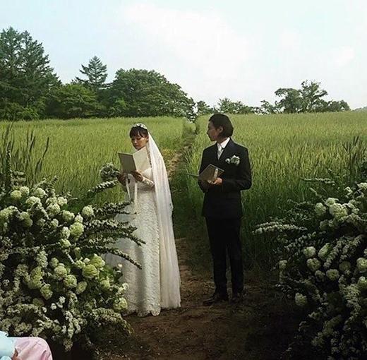 Choáng với tổng thiệt hại trong đám cưới của Won Bin và Lee Na Young