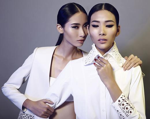 Với ngoại hình, gương mặt cùng chiều cao tương đồng, cả hai cũng từng cùng nhau xuất hiện trên những tạp chí thời trang cũng như cùng sải bước trên những sàn catwalk trong nước.
