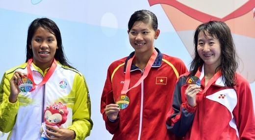 Ánh Viên – Iron Girl của thể thao Việt Nam