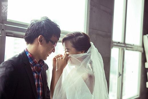 Những khoảnh khắc ngọt ngào của cặp đôi Kim Nhã - Quang Bảo
