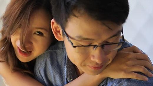 Gây sốt khi đóng cặp trong phim ngắn Thời hạn cho tình yêu