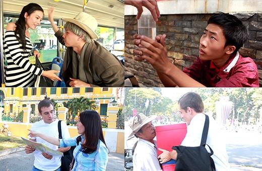 """""""Sống Đẹp"""" là hoạt động kêu gọi giới trẻ bớt sống vô tâm, hãy mở rộng lòng, biết cảm thông và giúp đỡ người khác."""