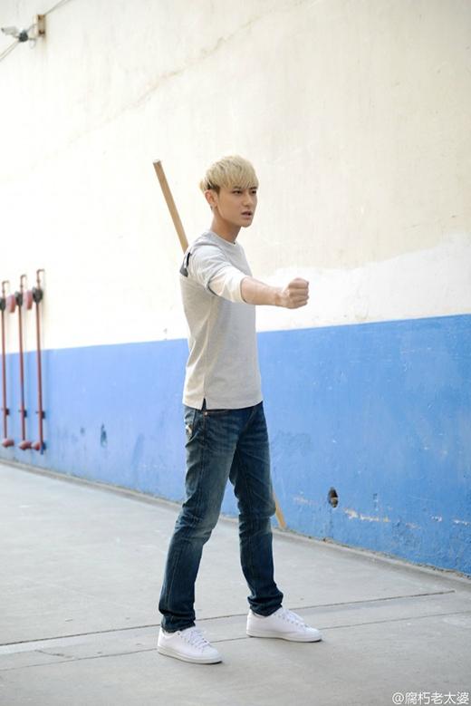 Không có EXO, Tao vẫn mặc sức tung hoành ở Trung Quốc