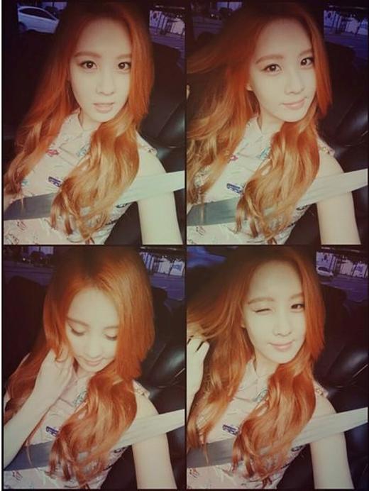 Seohyun nôn nao khi SNSD sắp phát hành album.