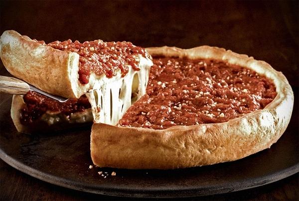 Thích thú với 19 phiên bản pizza trên toàn thế giới