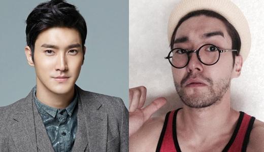 Thành viên điển trai nhất Super Junior - Siwon cũng khiến trái tim phái nữ lay động vì độ mạnh mẽ và nam tính của mình khi để râu.