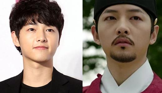 Nam thần không tuổi Song Joong Ki vẫn cứ chiếm trọn trái tim fan nữ dù bất cứ hoàn cảnh nào. Thậm chí, kể cả khi anh để râu và thể hiện sự lạnh lùng, người ta vẫn thấy được nét đẹp baby của anh không hề mờ nhạt.