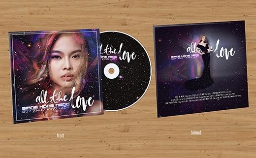 Những bìa đĩa ấn tượng do Yang thiết kế trong thời gian gần đây.
