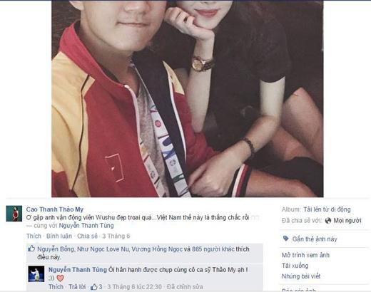 Muôn kiểu phát cuồng vì SEA Games 28 của sao Việt - Tin sao Viet - Tin tuc sao Viet - Scandal sao Viet - Tin tuc cua Sao - Tin cua Sao