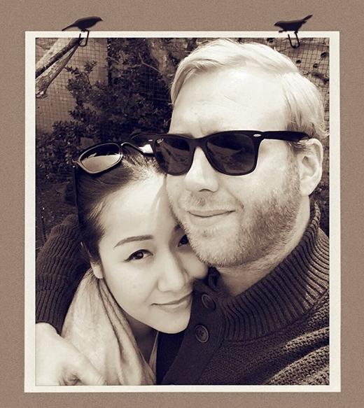 Khoảnh khắc hạnh phúc của Ngô Phương Lan và chồng. - Tin sao Viet - Tin tuc sao Viet - Scandal sao Viet - Tin tuc cua Sao - Tin cua Sao
