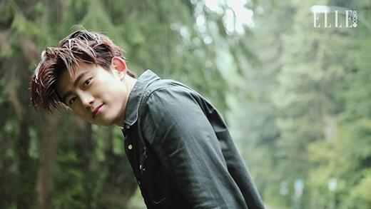 Cũng như Jun.K, Taecyeon cũng khiến các fan mê mệt với thân hình quyến rũ và nam tính của mình. Bên cạnh đó, bờ vai của anh luôn khiến phái yêu muốn dựa dẫm và được che chở.