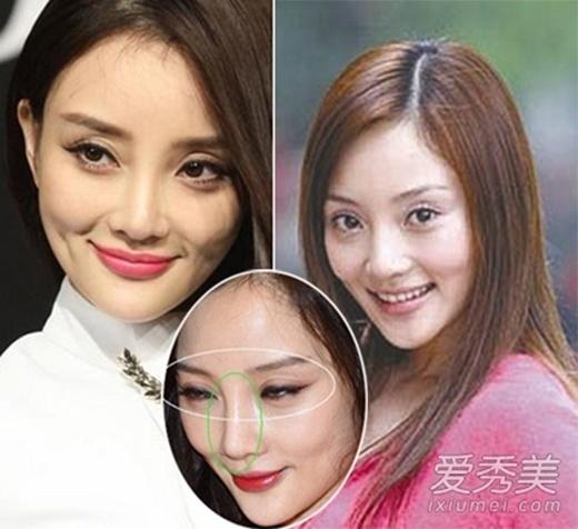 Những mỹ nhân Hoa ngữ có thể bị kiện vì... có đôi mắt to