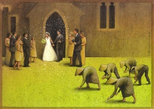 Những thứ người giàu lãng phí lại là thứ người nghèo phải vất vả mới kiếm được.