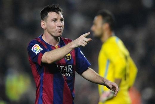 1. Lionel Messi (Barcelona, 188-207 triệu bảng).