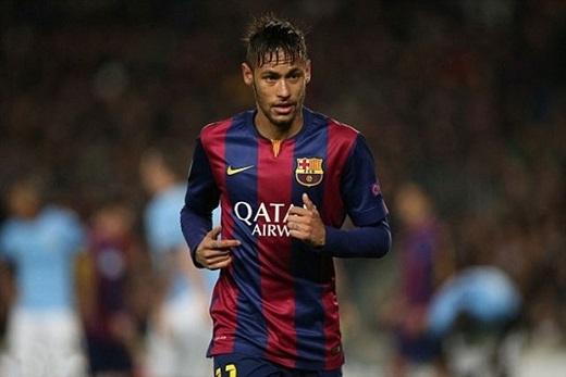 4. Neymar (Barcelona, 66-73 triệu bảng).