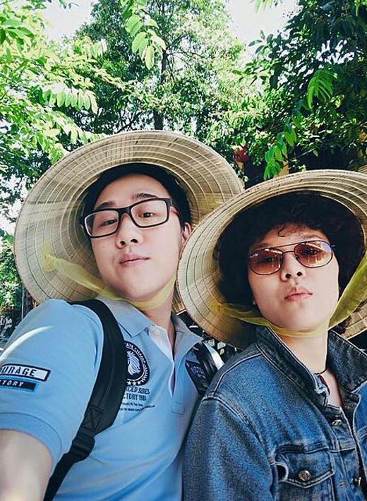 Ngưỡng mộ tình bạn đẹp của Trung Quân và Tiên Tiên - Tin sao Viet - Tin tuc sao Viet - Scandal sao Viet - Tin tuc cua Sao - Tin cua Sao