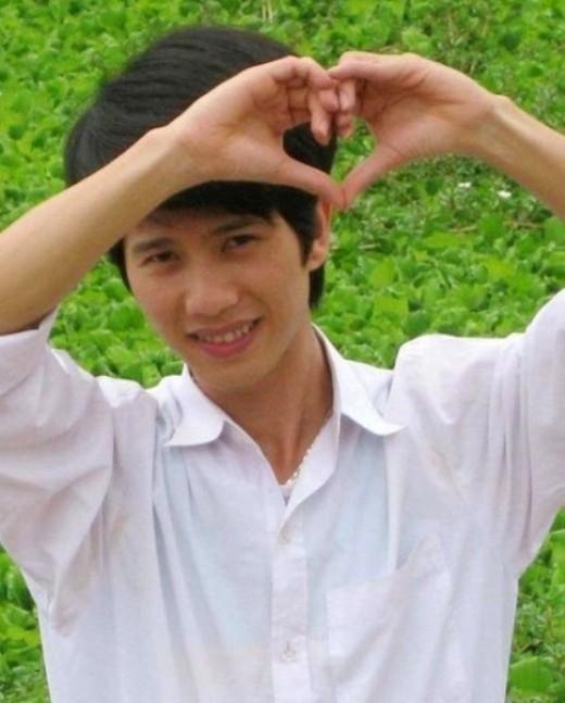 Khi Lê Ánh Phong chưa chuyển đổi giới tính.
