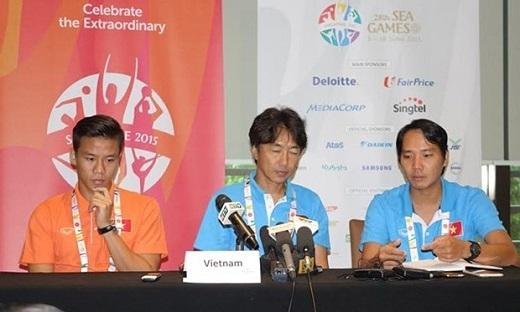"""HLV Miura hứa U23 Việt Nam sẽ chơi thật """"bốc"""" trước Myanmar"""
