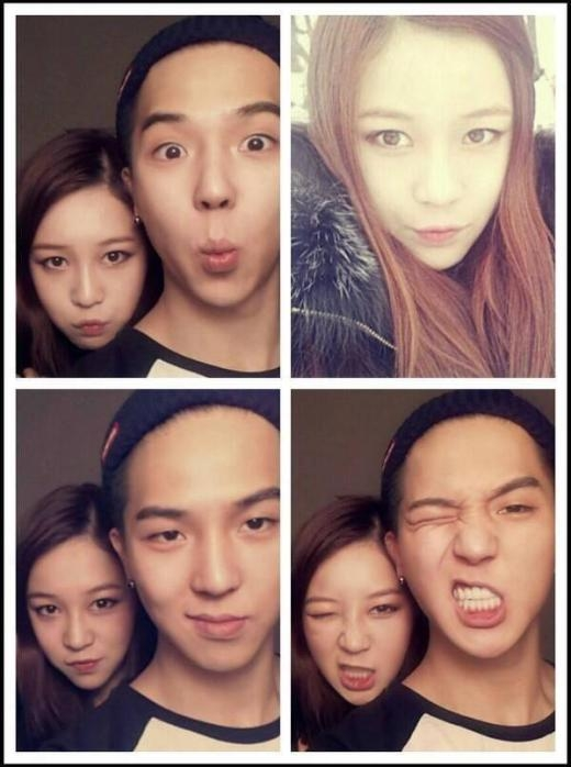 """Ngắm anh chị em """"đẹp đều"""" của loạt sao xứ Hàn"""