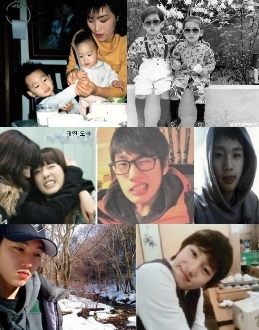 Giống nhưYuri, Taeyeon (SNSD)mang rất nhiều nét giống với anh trai mình. Cả hai đều sở hữu làn da trắng sáng, gương mặt hiền lành và lém lỉnh.