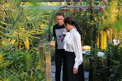 Hồng Quế và công chúa Lâm Chí Khanh xóa bỏ giận dỗi và cùng nhau hợp tác. - Tin sao Viet - Tin tuc sao Viet - Scandal sao Viet - Tin tuc cua Sao - Tin cua Sao