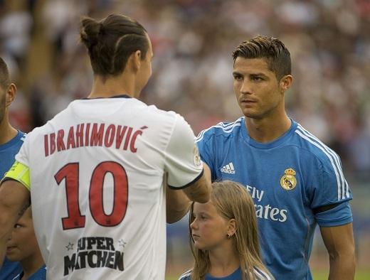 Sốc: PSG sẽ bán Ibra để mua siêu sao Ronaldo