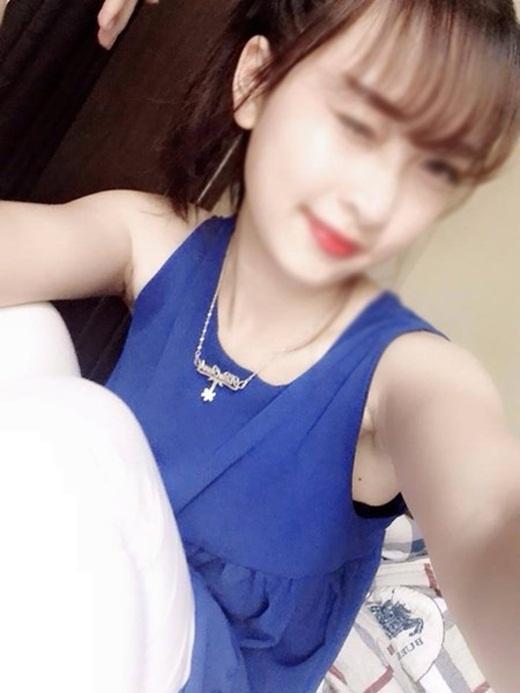 Cô gái xấu số Đào Thị Oanh.