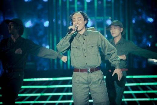 """Khán giả """"nổi da gà"""" nghe Thanh Duy hát cải lương ngọt ngào - Tin sao Viet - Tin tuc sao Viet - Scandal sao Viet - Tin tuc cua Sao - Tin cua Sao"""