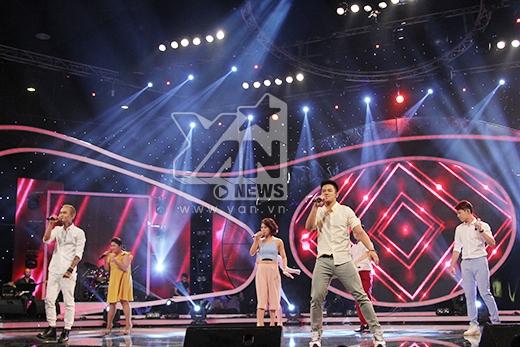 Nhạc sĩ Anh Quân ngồi ghế nóng Vietnam Idol vì Trọng Hiếu
