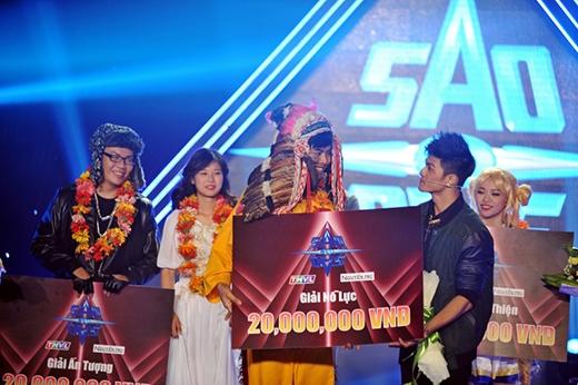 """Với sự nỗ lực hàng ngày, Võ Minh Lâm đã mang về cho mình giải """"Nỗ lực"""" trong chương trình - Tin sao Viet - Tin tuc sao Viet - Scandal sao Viet - Tin tuc cua Sao - Tin cua Sao"""