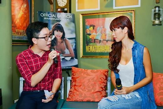 Siêu mẫu chia sẻ những câu chuyện cảm động từ ngày nhỏ đến bây giờ - Tin sao Viet - Tin tuc sao Viet - Scandal sao Viet - Tin tuc cua Sao - Tin cua Sao