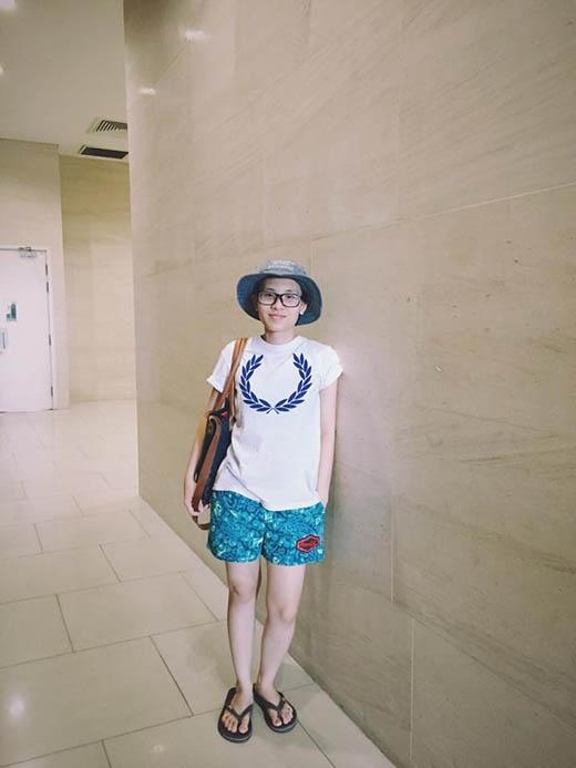 Đọ gout thời trang tomboy của Tiên Tiên và Tiên Cookie
