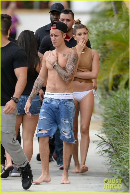 Justin và Hailey là một trong những cặp đôi thu hút nhiều sự chú ý nhất hiện nay.