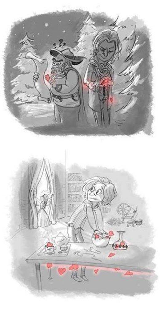 Những tình cảm dường như càng chôn chặt lại càng muốn bùng phát.