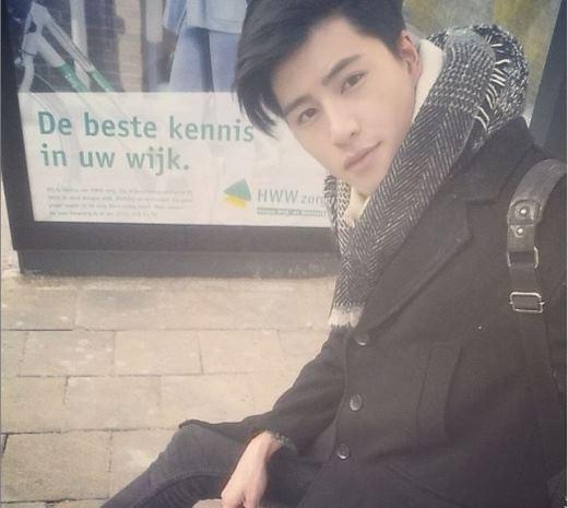 Cậu bạn 9x gốc Việt siêu điển trai khiến dân mạng thế giới phát rồ