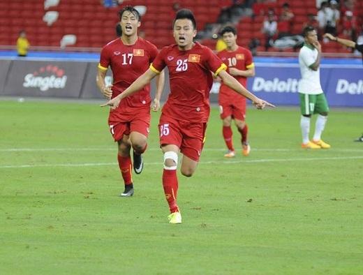 U23 Việt Nam 5-0 U23 Indonesia: Chiến thắng dành tặng người hâm mộ Việt Nam
