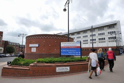 Bệnh viện nơi phát hiện ra hồn ma váy trắng