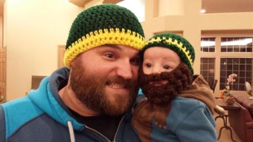 Ai nhắc râu đó, có râu đây!