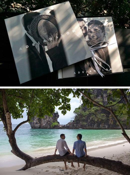 Tại Việt Nam, chắc chắn không thể bỏ qua lễ cưới siêu lung linh và lãng mạn của nhà thiết kế Adrian Anh Tuấn cùng bạn đời.