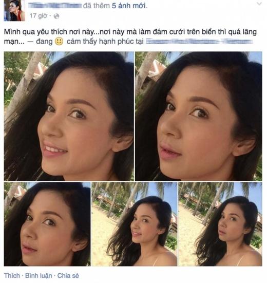 Nữ diễn viên Việt Trinh sắp làm đám cưới? - Tin sao Viet - Tin tuc sao Viet - Scandal sao Viet - Tin tuc cua Sao - Tin cua Sao