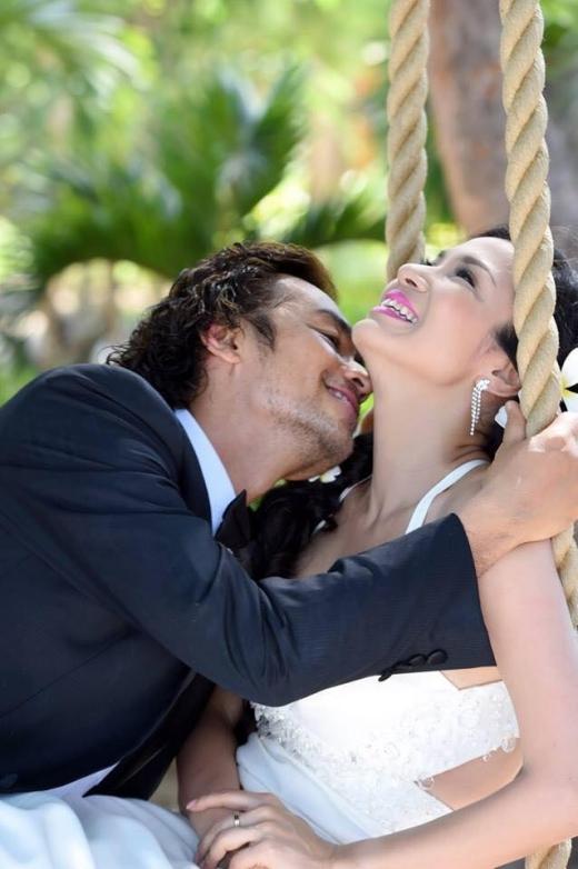 Khán giả rất nóng lòng mong chờ một đám cưới đẹp của nữ diễn viên vào một ngày không xa. - Tin sao Viet - Tin tuc sao Viet - Scandal sao Viet - Tin tuc cua Sao - Tin cua Sao