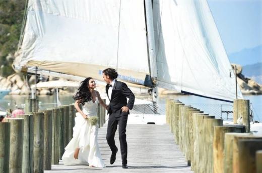 Một số hình ảnh Việt Trinh mặc váy cưới trong bộ phim cô tham gia diễn xuất. - Tin sao Viet - Tin tuc sao Viet - Scandal sao Viet - Tin tuc cua Sao - Tin cua Sao