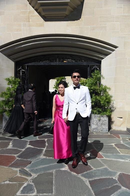 Jang Dong Gun Việt Nam – Trương Minh Cường đi dự sự kiện cùng vợ. - Tin sao Viet - Tin tuc sao Viet - Scandal sao Viet - Tin tuc cua Sao - Tin cua Sao
