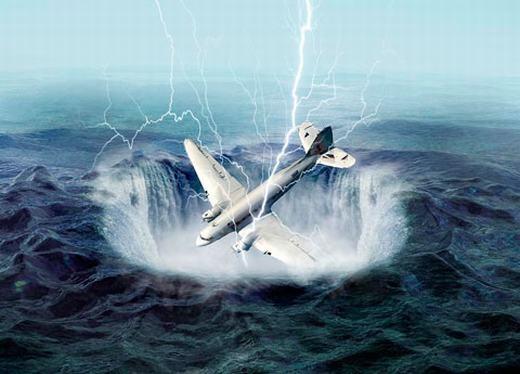 """""""Tam giác quỷ"""" Bermuda và những vụ mất tích chưa có lời giải"""