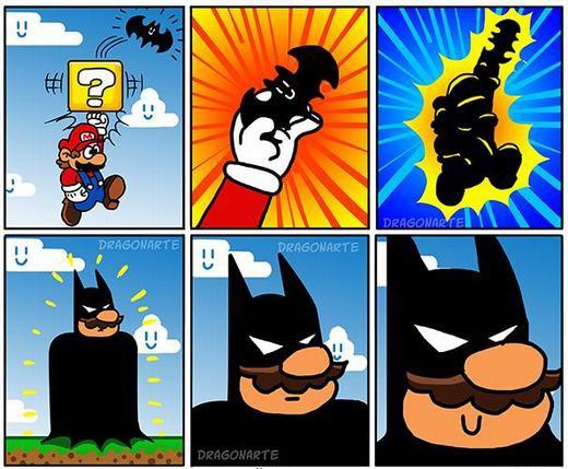 Mario-Bat chăng?