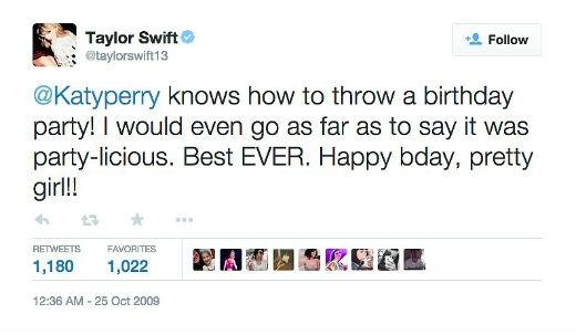 Taylor Swift và Katy Perry đã trở thành kẻ thù như thế nào?